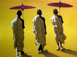 Walking On Water: What The 3 Monks Can Teach Us About Weight Loss