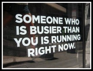 No Time To Exercise? You'd Better Read this NOW…