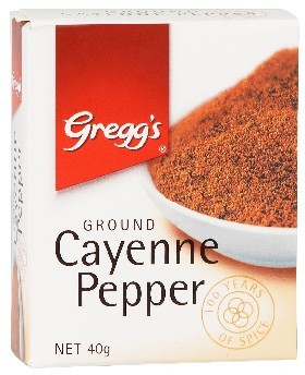 Cayenne Pepper: A Quick + Easy Way To Put a Spring In Your Step?