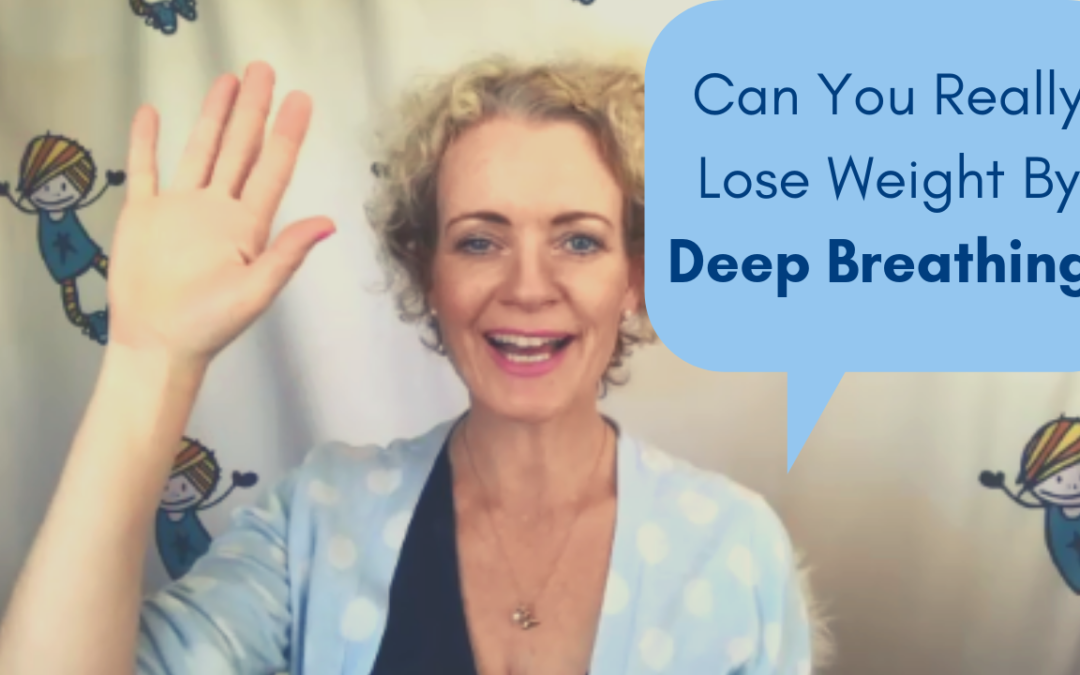 How Does Deep Breathing Help Weight Loss?