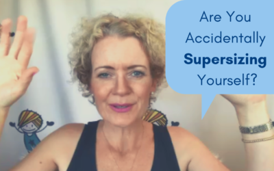 Are you accidentally supersizing yourself?