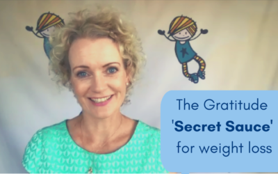 The Secret Sauce: 'Pre-thank' your way to welight loss