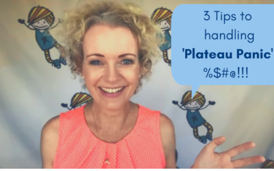 Plateau Panic: 3 tips for staying committed to yourself