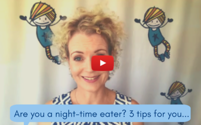 3 tips for night-time eaters…