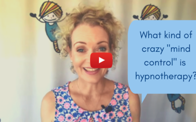 What kind of 'mind control' is hypnotherapy?
