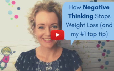 True or false: can negative thinking really limit weight loss?