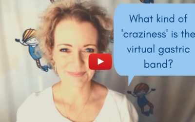What kind of crazy diet is this virtual gastric band?