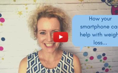 Yes! Your smartphone can you help with weight loss…