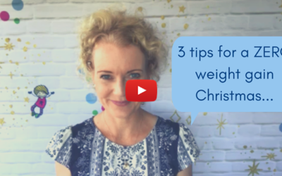 3 Simple Tips to Avoid Christmas Weight Gain