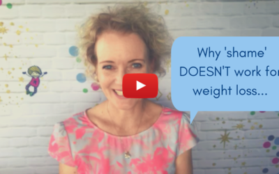 Why 'shaming' yourself to weight loss doesn't work