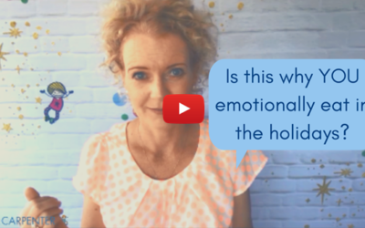 #1 Reason Why We Emotionally Eat Over the Holidays…