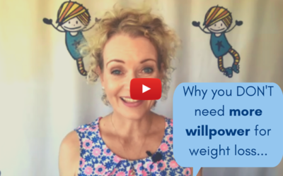 Why More Will Power NEVER Leads To A Slimmer You