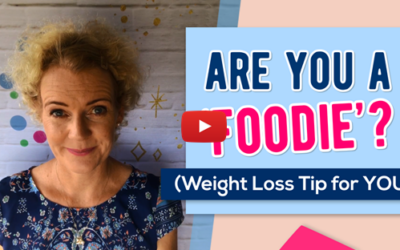 How do I lose weight if I'm a foodie?