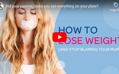 How to lose weight (and stop blaming your mum!)