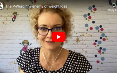 The P-Word: the enemy of easy weight loss